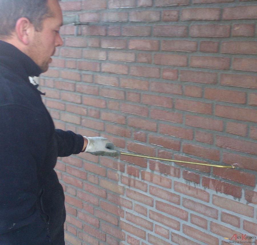Gevel Impregneren Alex Kuijpers Voegbedrijf en Gevelrenovatie 2